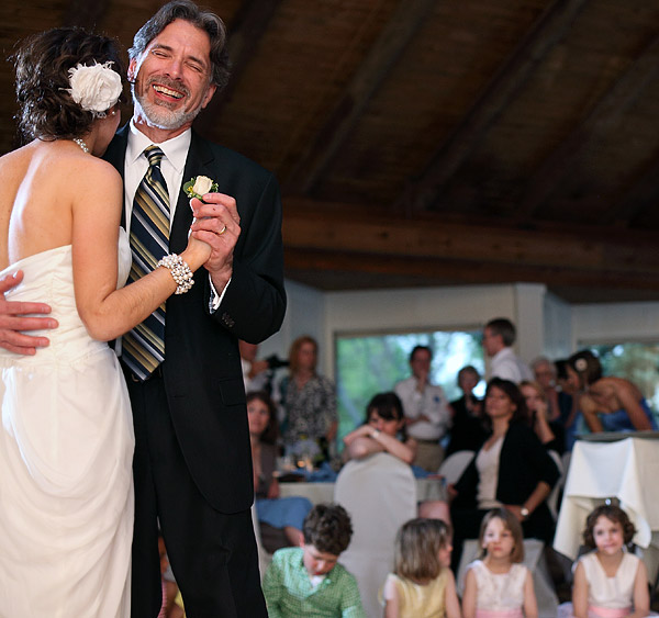 father daughter dance at bayview event center wedding