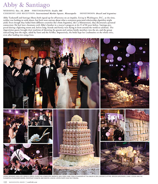 studio 306 photography in minnesota bride wedding magazine