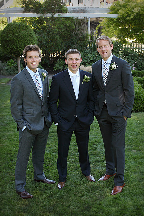 brothers  - San Juan Island wedding