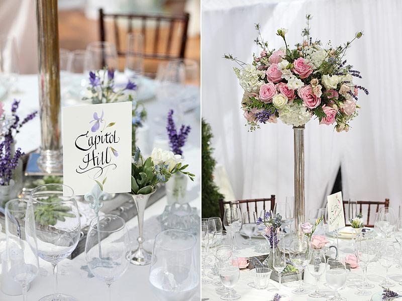 Roche Harbor wedding reception 02