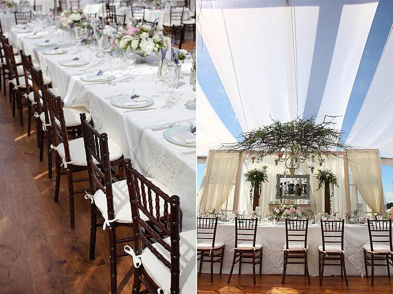 Roche Harbor wedding reception 04