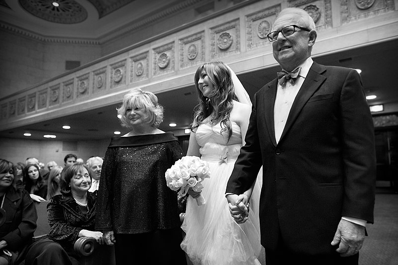 Temple Israel wedding in Minneapolis 12