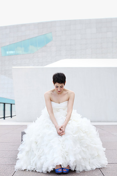 walker art museum wedding and reception in minneapolis