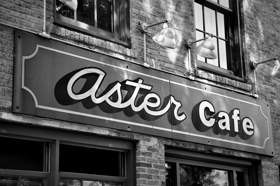 Aster Cafe Wedding and Reception