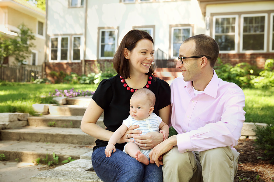Family Portraits in Minneapolis and St. Paul