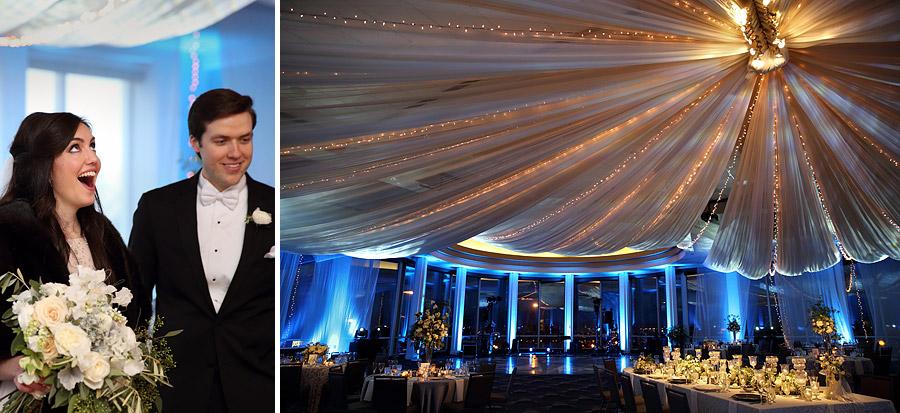 Intercontinental Hotel Wedding Reception, St. Paul