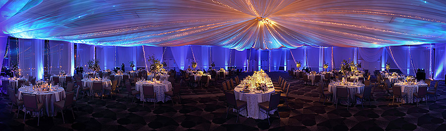 Intercontinental Hotel Wedding Reception, St. Paul 03