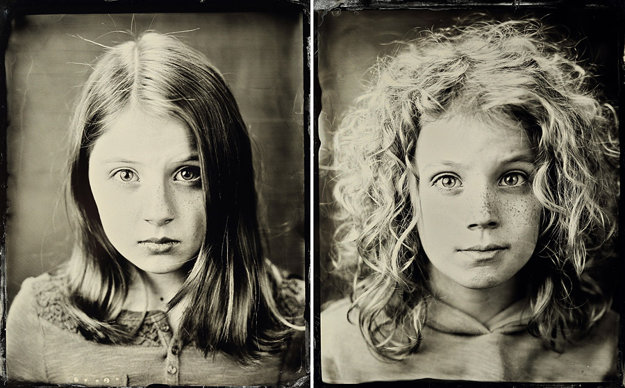 wetplate tintype portraits in Minneapolis