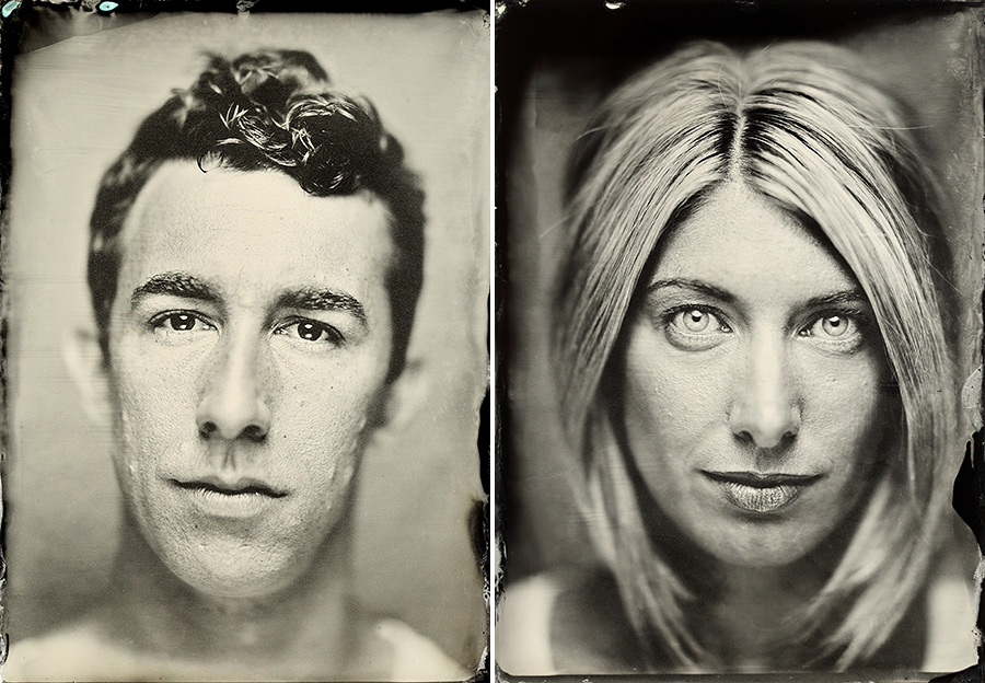 Tintype photography in MInneapolis MN