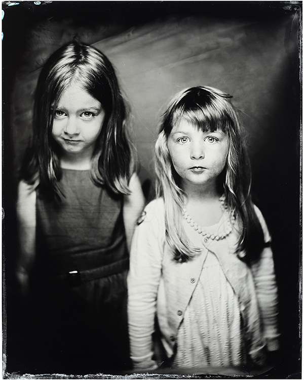 Tintype portraits in Minneapolis and St. Paul, MN