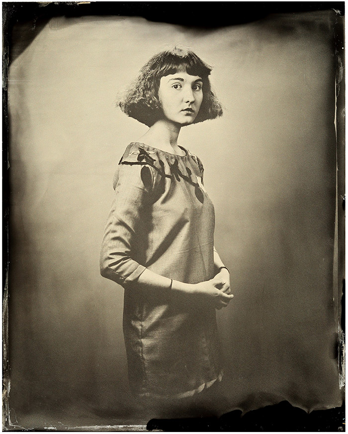 Tintype portraits Minneapolis