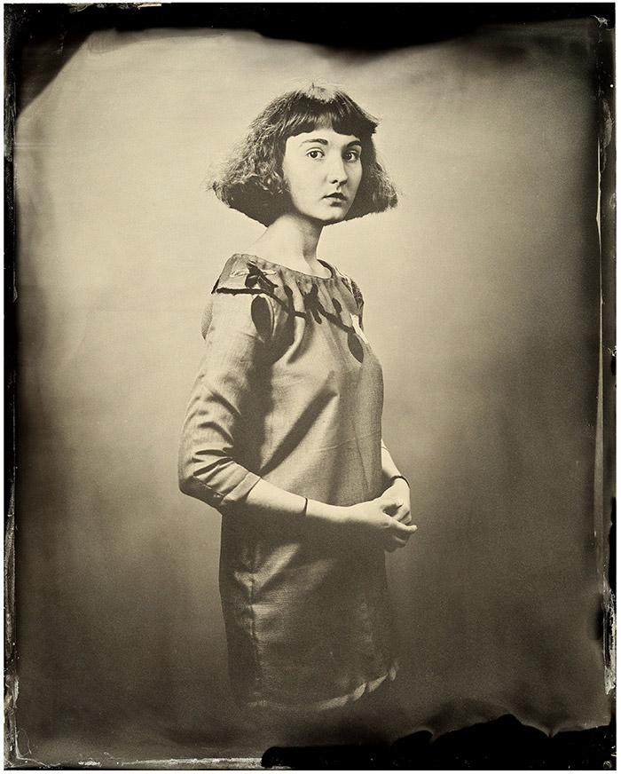 Tintype portraits Minneapolis